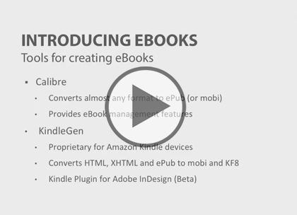 eBook Essentials, Part 4: Selling and Platforms Trailer